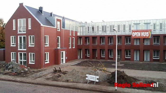 Open huis bij nieuwbouwproject 'De Haere' in Heino - Foto: Pim Haarsma