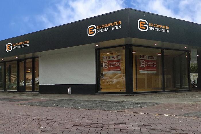 EG Computer Specialisten gaat verhuizen in Nijverdal - Foto: PR