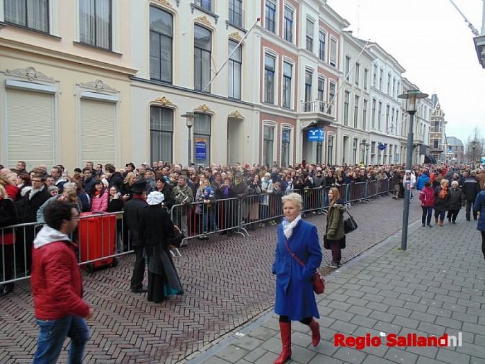 Weer volop drukte op Dickens Festijn in Deventer