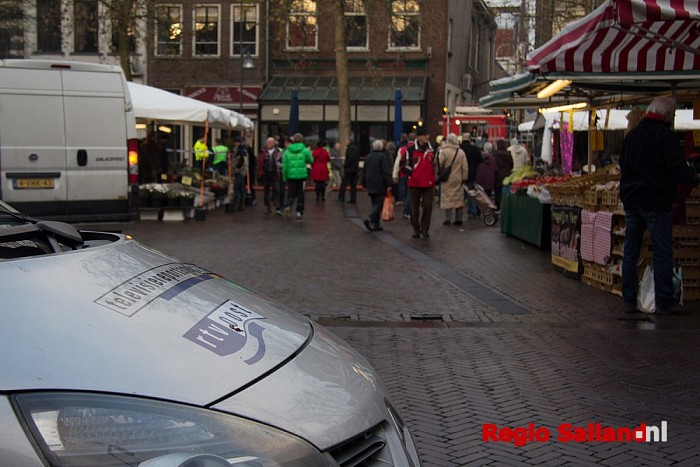 Panden uitgebrand na brand in centrum Deventer - Foto: Pim Haarsma