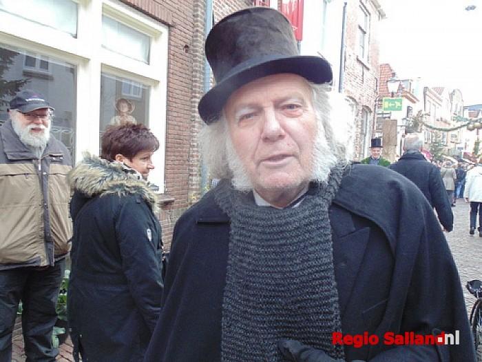 Weer volop drukte op Dickens Festijn in Deventer - Foto: Redactie RS