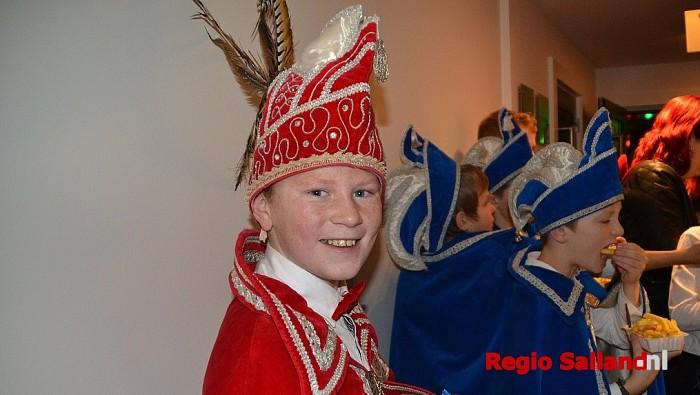 Wet'ringdempers begroeten nieuwe prins - Foto: Eigen foto