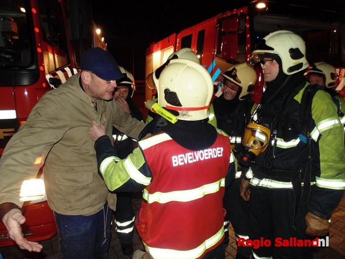 Grote brandweeroefening bij Stuntcamp in Raalte (update) - Foto: Redactie RS