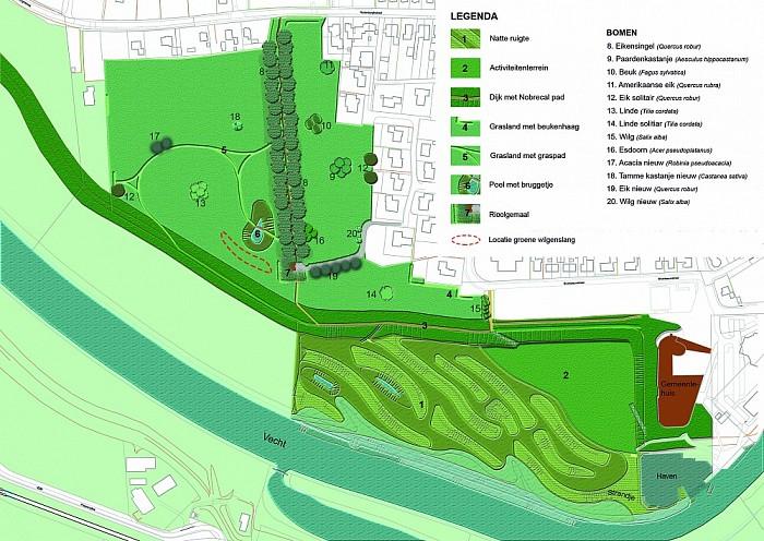 Landschapspark Vechtvliet krijgt bijzondere attractie - Foto: PR