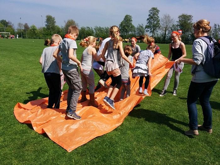 Koningsspelen megasucces in Olst-Wijhe - Foto: PR