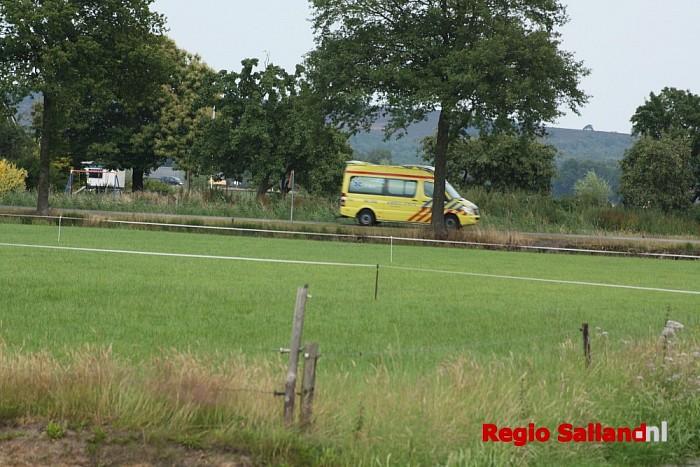 Zweefvliegtuig gecrashed in maïsveld bij Dalmsholte - Foto: Nick Jonkman