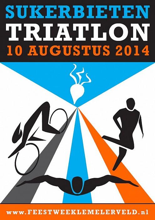 Sukerbieten Triatlon in Lemelerveld - Foto: PR
