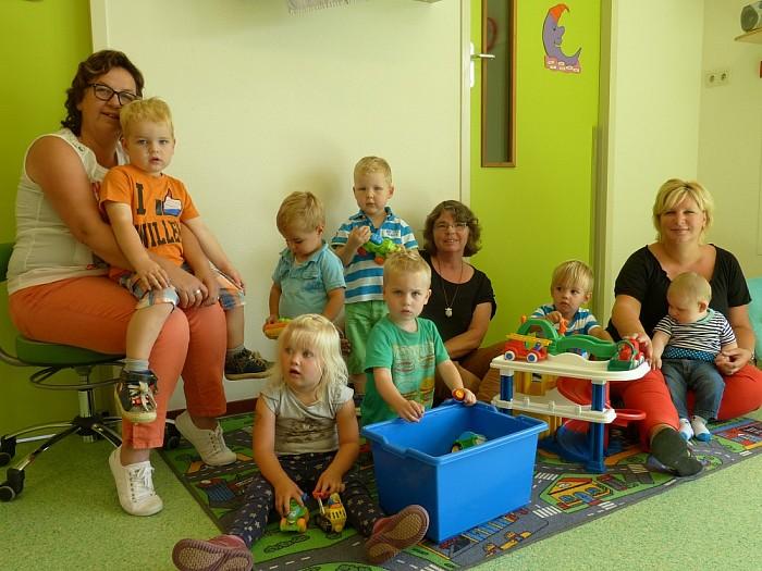 Kinderverblijf De Strabantjes viert 25-jarig jubileum - Foto: PR