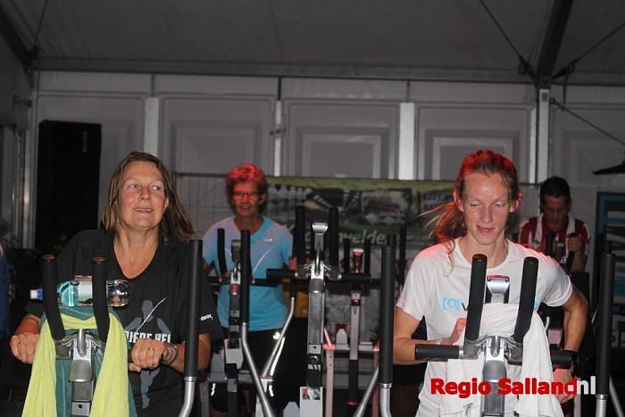 Gezellig druk op zaterdag van Sallands Laatste Tentfeest - Foto: Redactie RS