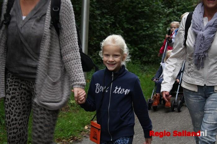 Jaarlijkse Sallandse Wandelvierdaagse weer van start - Foto: Nick Jonkman