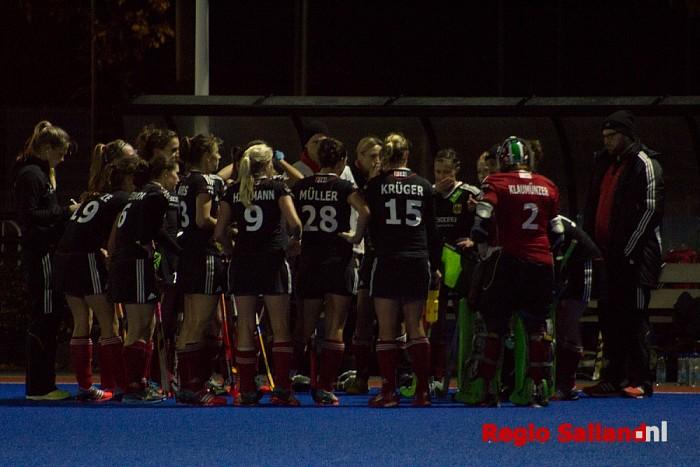 Nederlands hockeyteam wint oefeninterland in Zwolle - Foto: Pim Haarsma