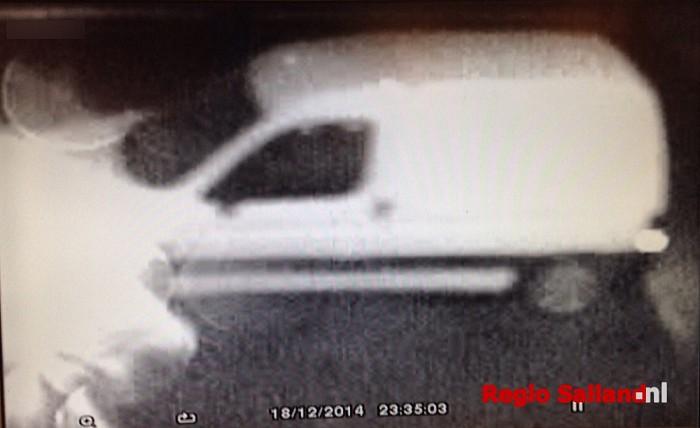 Getuigenoproep: inbraak garage aan de Weidelaan - Foto: Extern