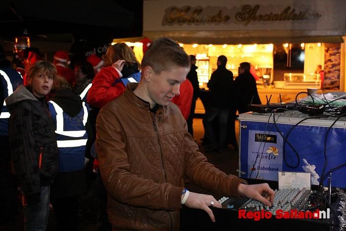 Geslaagde SantaRun brengt 7500 euro op (update) - Foto: Nick Jonkman