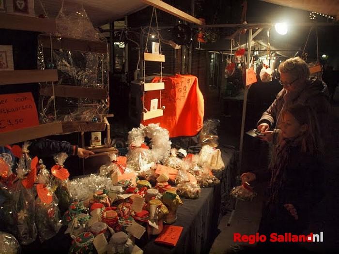 Serious Request op de kerstmarkt in Wijhe - Foto: Lieneke Oosterink