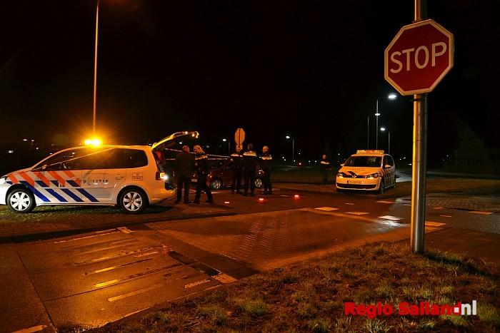 Fietsster raakt gewond na ongeval in Raalte - Foto: Jasper Hutten