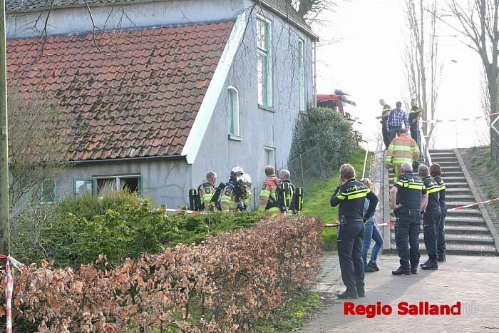 Broers uit Wijhe overleden door koolmonoxidevergiftiging - Foto: Jasper Hutten