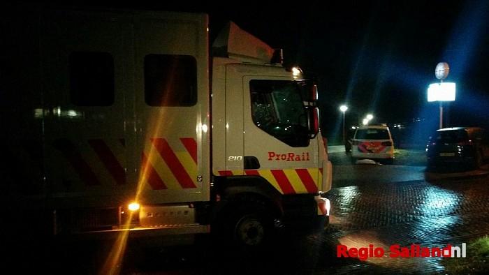 Geen treinverkeer tussen Zwolle-Olst na ongeval - Foto: Pim Haarsma