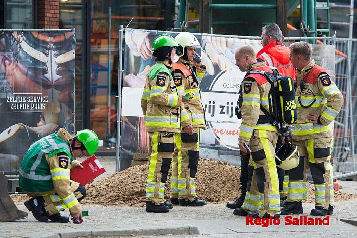 Achttien woningen ontruimd na gaslek in Deventer - Foto: Jasper Hutten