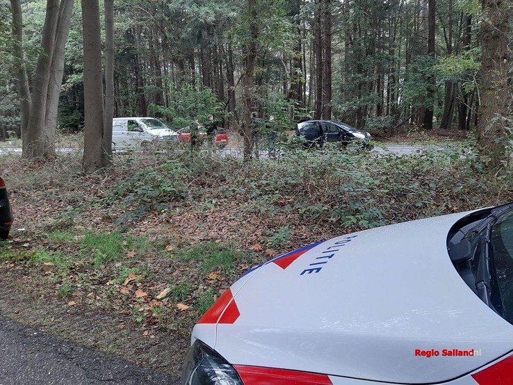 Ongeval op de N35 bij Raalte