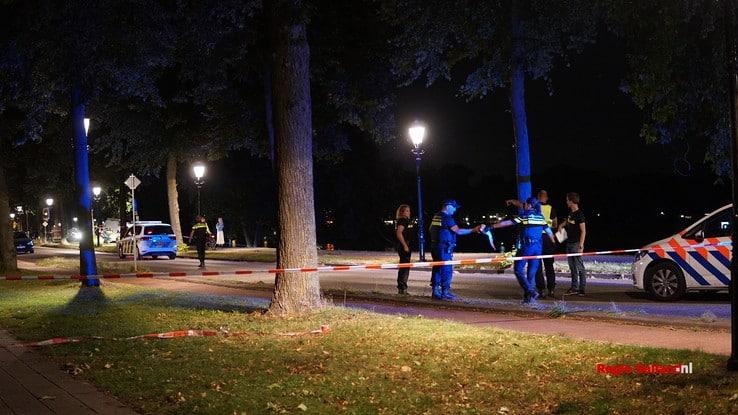 Gewonden bij steekpartij in Deventer - Foto: Jasper Hutten