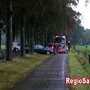 Schoorsteenbrand aan de Eikelhofweg in Olst