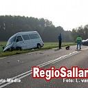 Ongeval met letsel op de Rijkstraatweg in Olst
