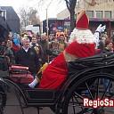 Sinterklaas aangekomen in regio Salland