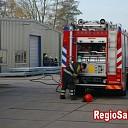 Brandweer Wijhe rukt uit voor automatische melding