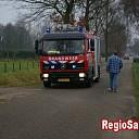 Brand aan de Hammerweg in Raalte snel geblust