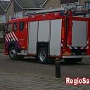 Buitenbrand aan de Hartkampweg in Raalte