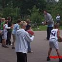 Basketbalclinic trekt veel jeugd in Heino