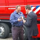 Nieuwe tankwagen in gebruik bij brandweer Olst-Wijhe