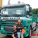 Gezelligheid bij transportdag in Raalte