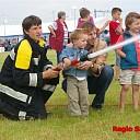 Veel brandweer bij zomer feest in Herxen