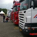 Gezelligheid bij transportdag in Raalte. deel 2