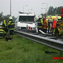 Gewonde bij ongeval op de Nijverdalseweg in Raalte