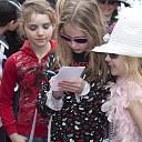 Leerlingen als sterren onthaald bij Springplank in Heino
