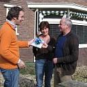 De heer Kraal uit Olst wint TonZon-pakket