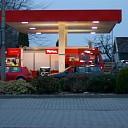 Binnenbrand in tankstation in Wesepe valt mee