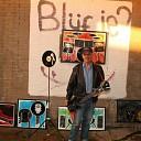 Kunst met vinyl; 'Art of Noise' bij Ribs & Blues