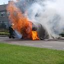 Auto uitgebrand op Ceintuurbaan in Raalte