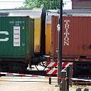 Licht gewonde na treinongeval bij station Zwolle