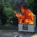 Brandweer open dag in Bathmen druk bezocht