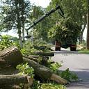 UPDATE: Windhoos veroorzaakt veel schade in Dalfsen