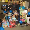 Winnaars bekend van Ribs & Blues ballonnenwedstrijd