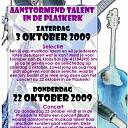 Aanstormend talent komt naar Plaskerk in Raalte