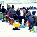 IJsbanen geopend voor schaatsliefhebbers in Salland