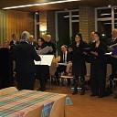 Vocaal ensemble 'Ars Cantandi' houdt concert in Raalte