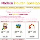 Madera Houten Speelgoed uit Lemelerveld opent webshop