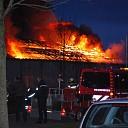 Grote brand aan de Tjalkstraat te Raalte (update)